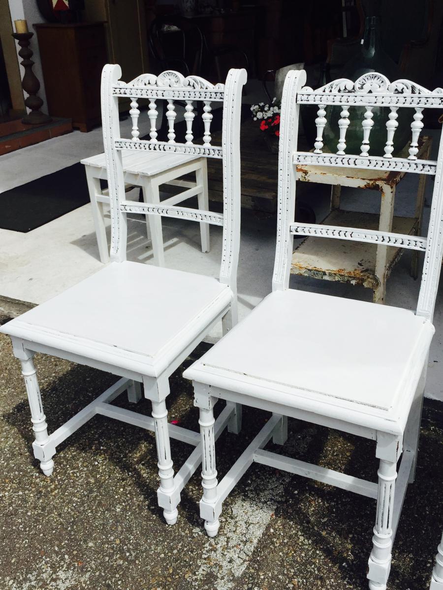 4 shabby chic st hle villa sch nsinn depot. Black Bedroom Furniture Sets. Home Design Ideas
