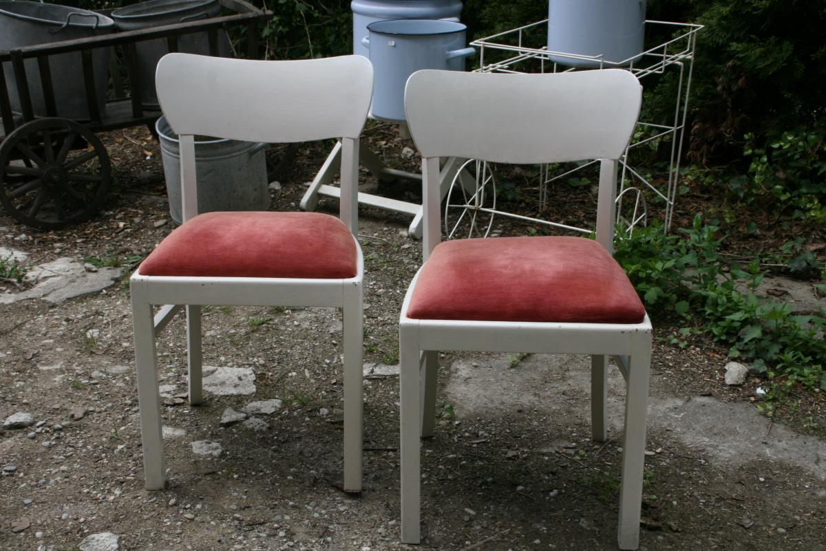 2 Frankfurter Stühle *Hai Yen* | Villa Schönsinn. Atelier, mehr Wohnen.